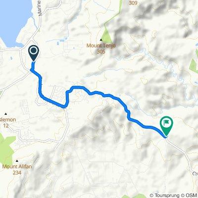 336–356 2A, Santa Rita to Cross Island Rd, Santa Rita