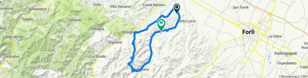 Faenza - Brisighella