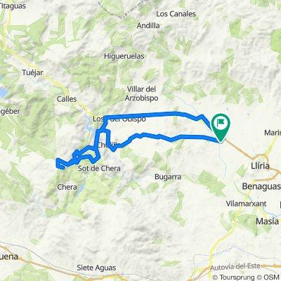 Pico Rope desde Domeño
