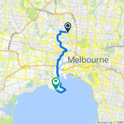 MPS to Williamstown Beach