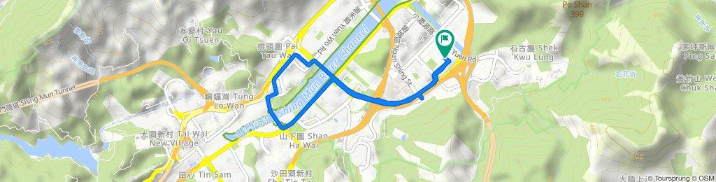 運動路線 香港