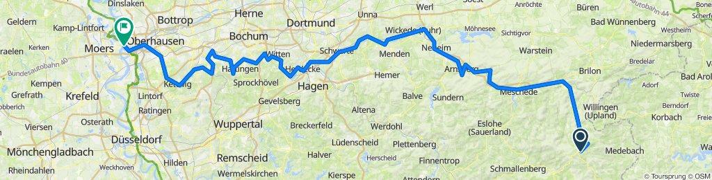 Ruhrtal-Radweg_2020Tour