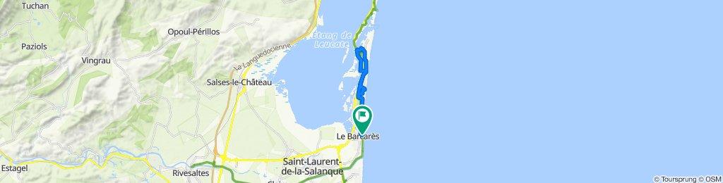 Le Barcarès à Port Leucate
