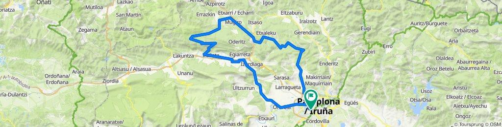 Excursión Amistad-Pamplona 5