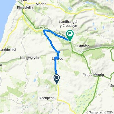 Lledrod Cycling