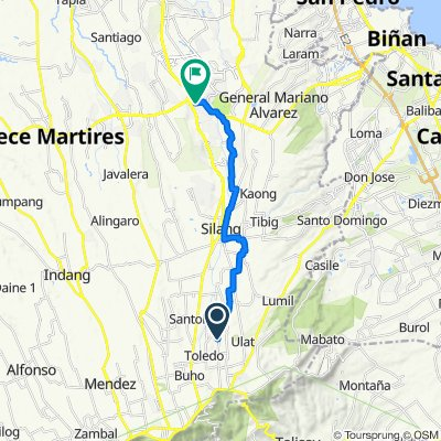 Restful ride in Dasmariñas
