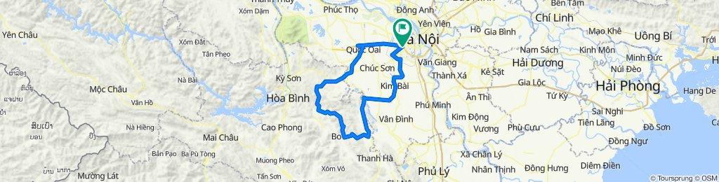 Cent. Hoa Binh Deo Chong Mam