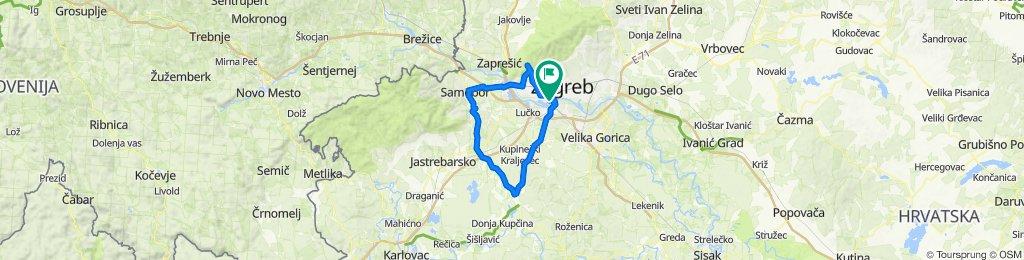 SBZ - Starjak,Samobor,Zelena,Zagreb
