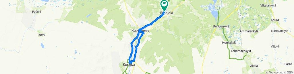 Ilmajoki-Kurikka