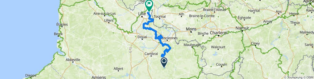 Paris Roubaix Challenge 2020
