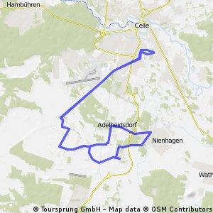 Trainingsrunde Nienhorst - Celle