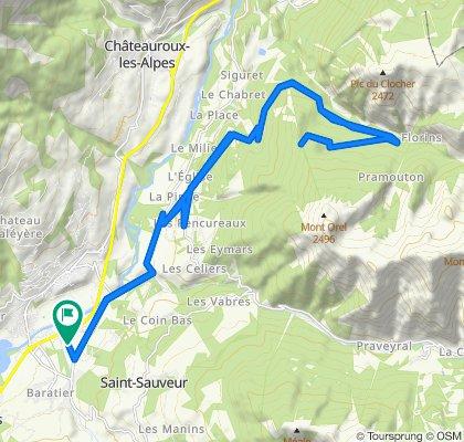 2019-08-14 / Alpes - Embrun / Col de la Coche