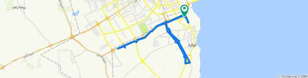Al Wakrah Cycling