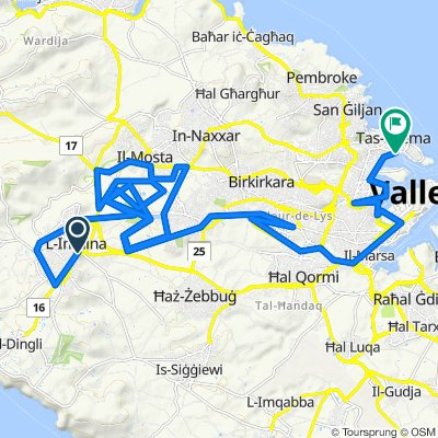 MaltaMarathon2020.42km