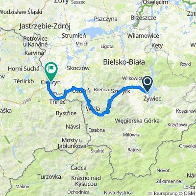 Tour de Korona Polski 2020 dzień 8