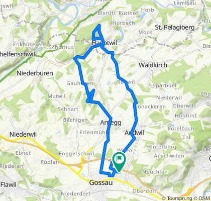 Gossau Waldschenke Gossau