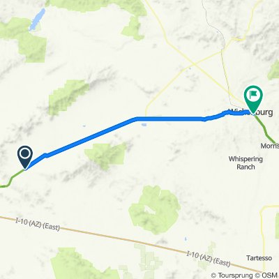2020 SW US Tour - Salome to Wickenburg - Ride Day 7
