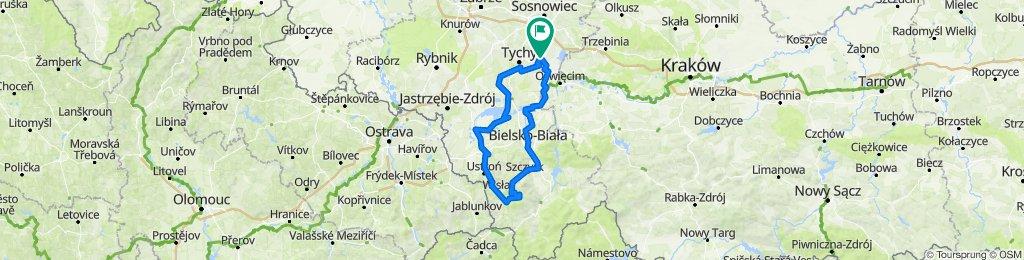 2019/24 Szczyrk, Biała Wisełka