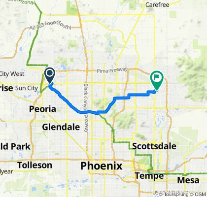 2020 SW US Tour - Peoria to Scottsdale - Ride Day 9