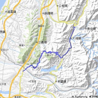 后里-龍騰斷橋-雪霸國家公園
