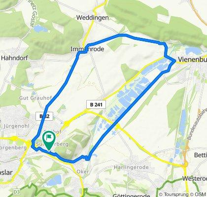 Kirschweg 10, Goslar to Kirschweg 10, Goslar