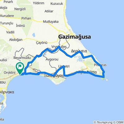 Larnaca Main 6 - Restful ride in Pile