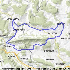 Rund um die Lägern ab Dielsdorf
