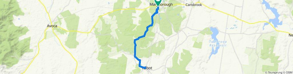 Maryborough - Talbot