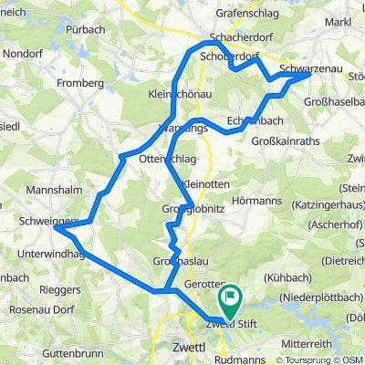 Thayatal-Radweg