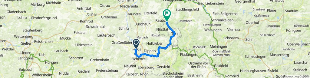 Fulda - Geisa
