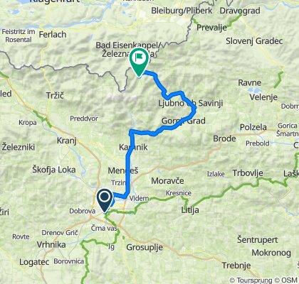 slovenian alpine challenge  stage 1