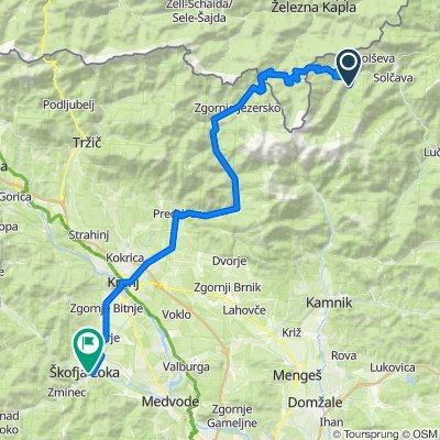 slovenian alpine challenge  stage 2
