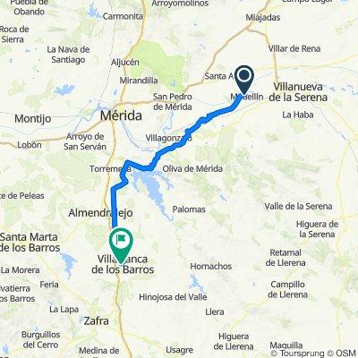 medellin -Villafranca