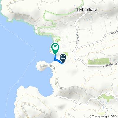 Gemütliche Route in Mgarr