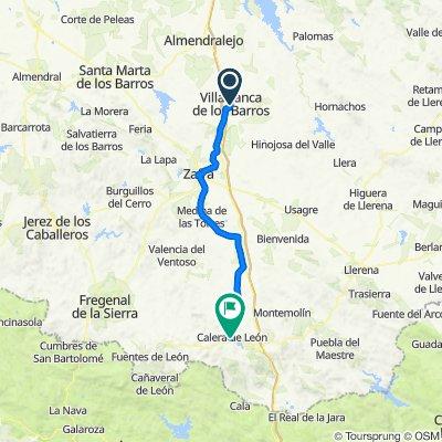 Villafranca-Calera de León