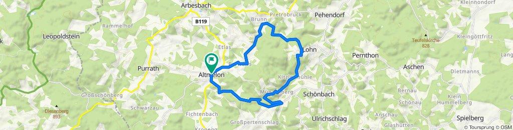 Fuchsenhofweg MTB