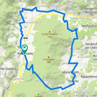 Leithen-Panoramatour MTB