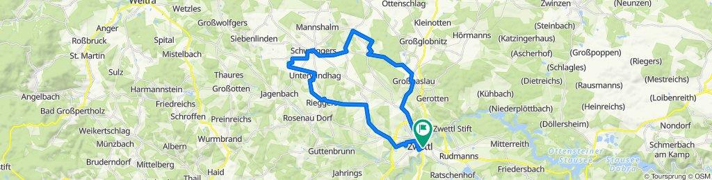 Stadt-Land-Tour MTB