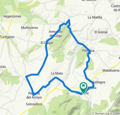 Pelayos de Arroyo - Rebollo
