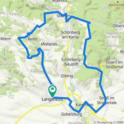 Zweigelt-Strecke MTB