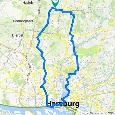 Norderstedt-Elbe-Norderstedt