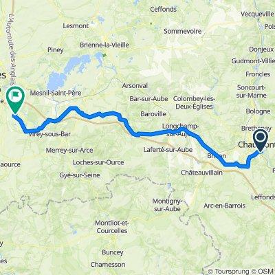 dsag 3 champagne 97 km
