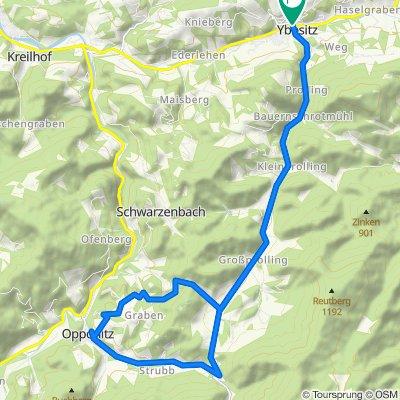 Hammerherrentour MTB