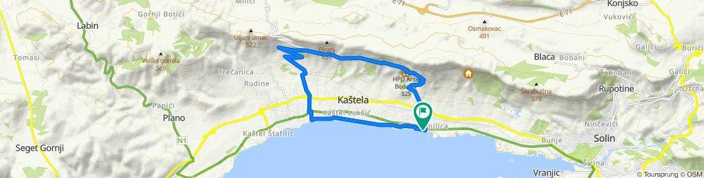 Kastela - Kozjak