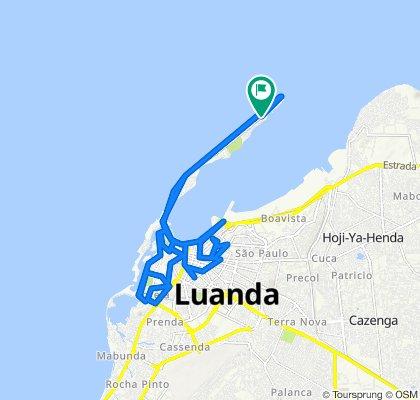Luanda Cycling