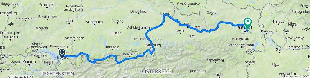 bregenz -- Wien V.2