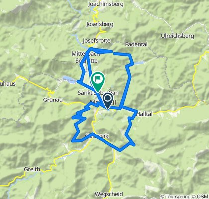 Romantiktour - Mariazeller Land MTB
