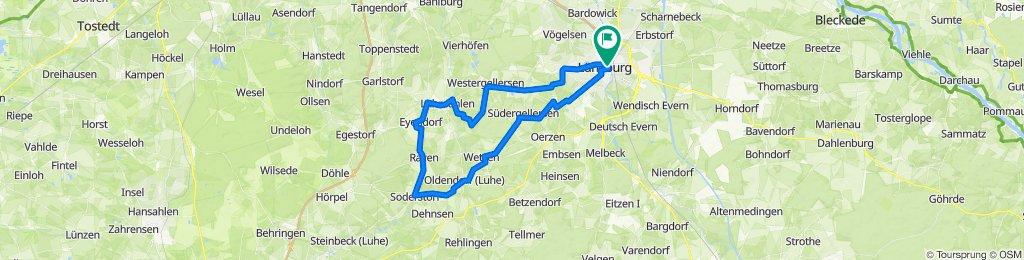 Lüneburger Heide- und Dörfertour