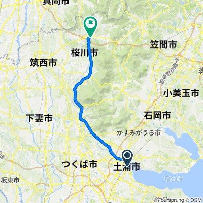 りんりんロードコース(約40km)