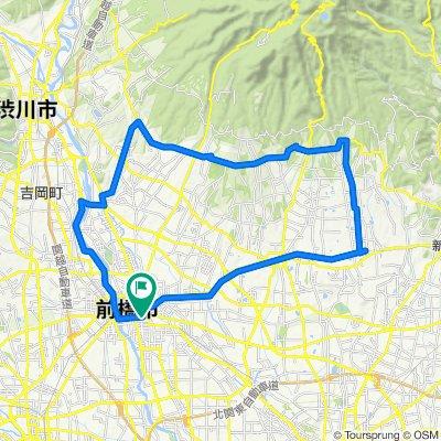 赤城南麓観光コース